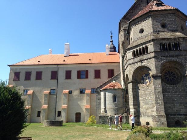 Trebic - Basilica 06