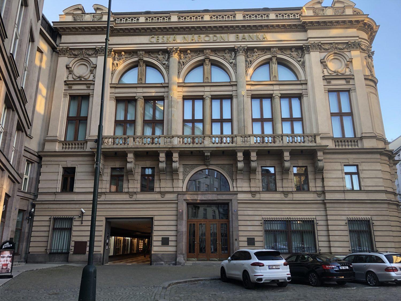 Arcade of Czech Design, Czech National Bank, Prague